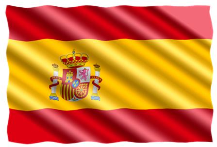 bandera de españa fotos