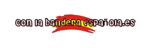 logotipo conlabanderaespañola.es