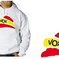 SUDADERA CON CAPUCHA VOX