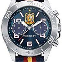 reloj viceroy con escudo españa